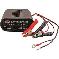 Battery Charger - 7 Stage, 12 Volt, 6 Amp, , scanz_hi-res