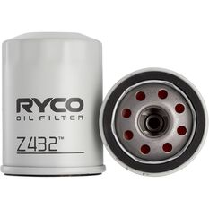 Ryco Oil Filter - Z432, , scanz_hi-res