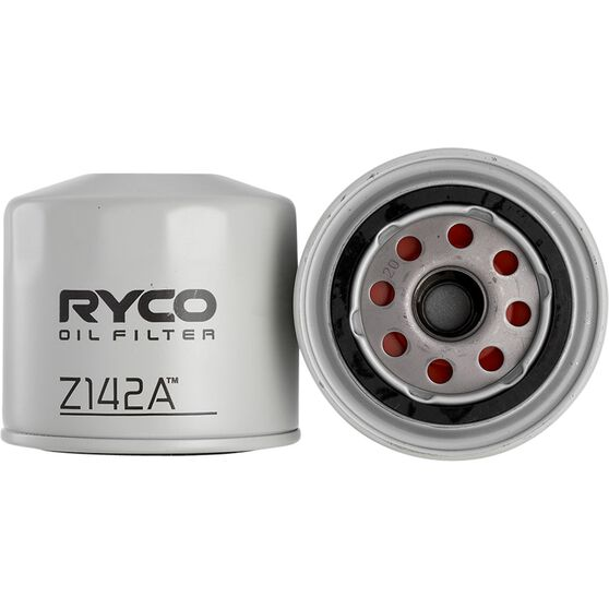Ryco Oil Filter - Z142A, , scanz_hi-res