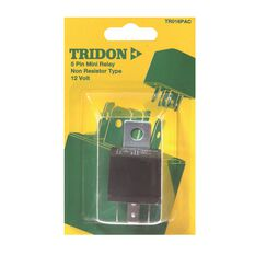Tridon Mini Relay - 30 AMP, 5 Pin, , scanz_hi-res