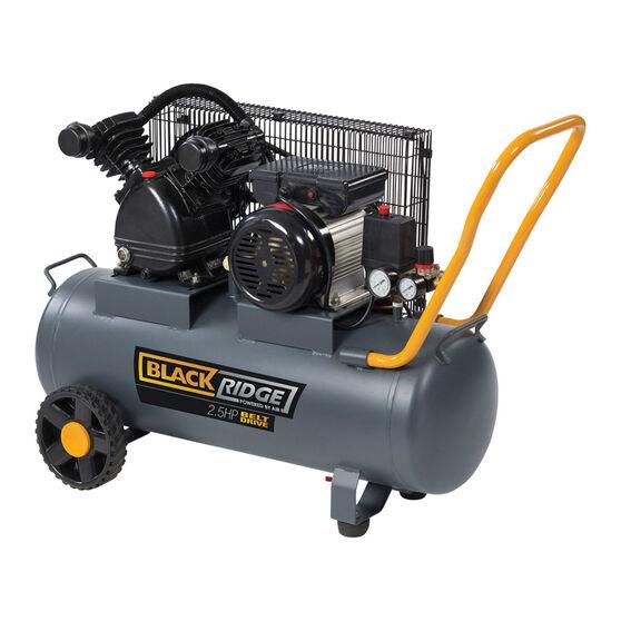 Blackridge Air Compressor Belt Drive 2.5HP 185LPM, , scanz_hi-res
