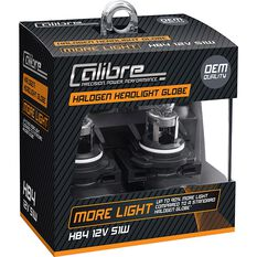 Calibre Headlight Globe Plus 90 - HB4, 12V, 55W, , scanz_hi-res