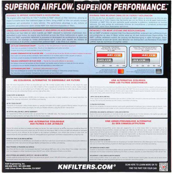 Air Filter - Universal 14 x 2 5/16, , scanz_hi-res