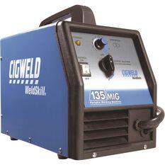 Cigweld Welding, Mig Welder - 135 Amp, , scanz_hi-res