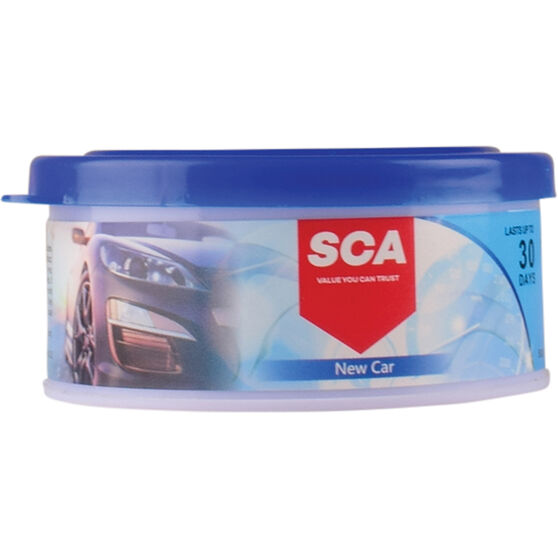 SCA Gel Air Freshener - New Car , 50g, , scanz_hi-res