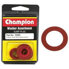 Champion Fibre Washer Assortment - CBB8, , scanz_hi-res