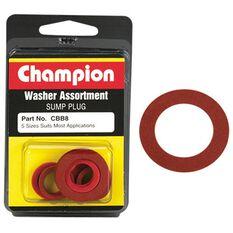 Champion Fibre Washer Assortment - CBB8, , scanz_hi-res