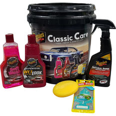 Classic Car Care Gift Bucket - 6 Piece, , scanz_hi-res