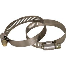 Calibre Hose Clamps - 40-64mm, 2 Pieces, , scanz_hi-res