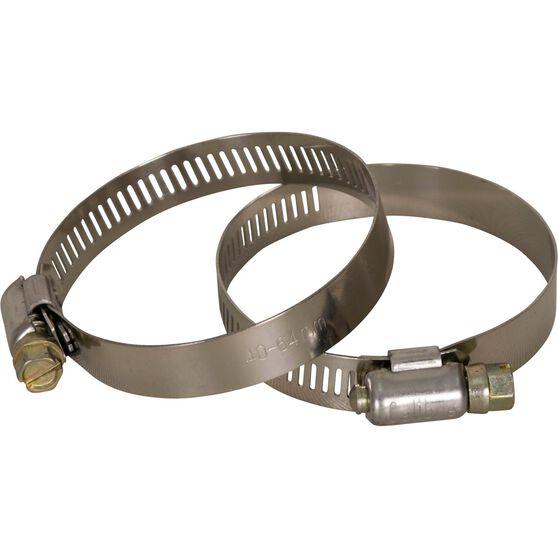 Calibre Hose Clamps - 40-64mm, 2 Pieces, , scanz_hi-res