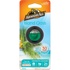 Armor All Vent Air Freshener Island Oasis 2.5mL, , scanz_hi-res
