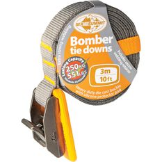 Sea to Summit Bomber Tie Down Orange 3m, , scanz_hi-res