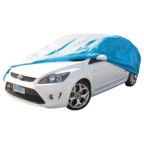 Car Cover - Silver Protection, Water Resistant, Suits Medium Vehicles, , scanz_hi-res