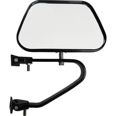 SCA Deluxe Swing Away Rear View Mirror, , scanz_hi-res