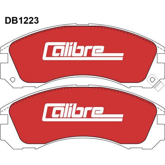 Calibre Disc Brake Pads - DB1223CAL, , scanz_hi-res