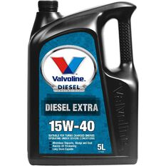 Valvoline Diesel Extra Engine Oil 15W-40 5 Litre, , scanz_hi-res