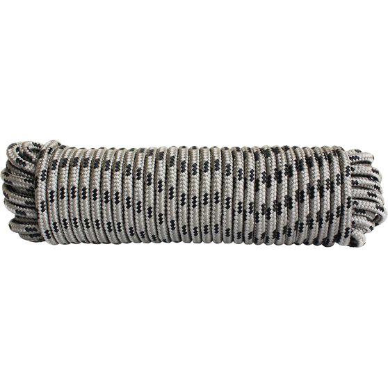 SCA Multi- Purpose Poly Rope - Grey, 9mm X 20m, , scanz_hi-res