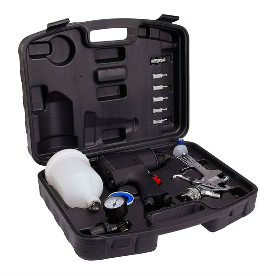 Blackridge Air Tool Kit - 11 Piece, , scanz_hi-res