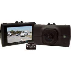 NanoCam Plus 1080p Dash Cam With 720p Rear Recording Camera - NCP-DVRHD2, , scanz_hi-res