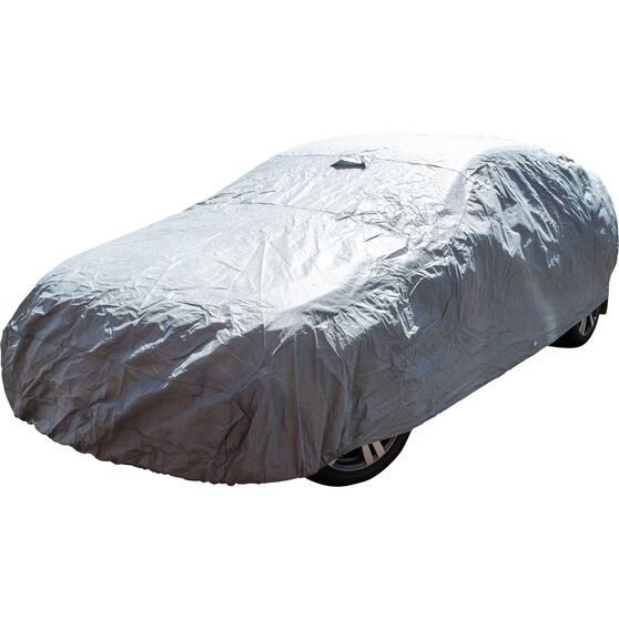 Coverall Waterproof Car Cover Gold Protection - Suits Extra Large Vehicles, , scanz_hi-res