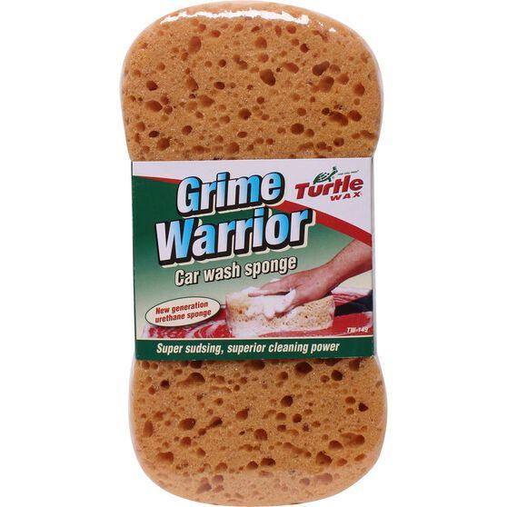 Grime Warrior Car Wash Sponge, , scanz_hi-res