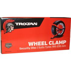 Trailer Wheel Clamp Defender Suits 195-235mm Tyres, , scanz_hi-res