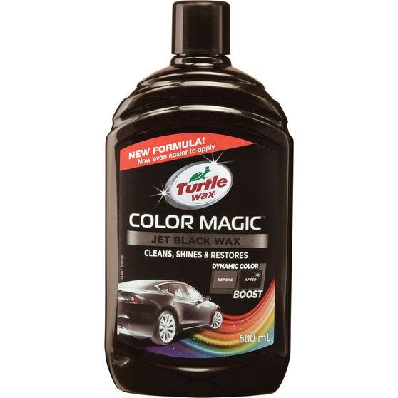 Turtle Wax Color Magic Polish Black - 500mL, , scanz_hi-res