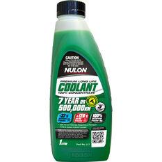 Nulon Long Life Anti-Freeze / Anti-Boil Concentrate Coolant - 1 Litre, , scanz_hi-res