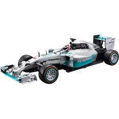 Remote Control Car - Formula 1 Petronas W05 Mercedes Benz, 1:24 scale model, , scanz_hi-res