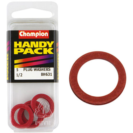 Champion Drain Plug Washer - BH631, Handy Pack, , scanz_hi-res