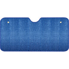 Bubble Sunshade - Blue, Accordion, Front, , scanz_hi-res