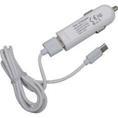 SCA Phone Charger To Suit USB Micro -  12V, 1AMP, , scanz_hi-res