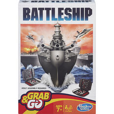 Hasbro Grab&Go Travel Game Battleship, , scanz_hi-res