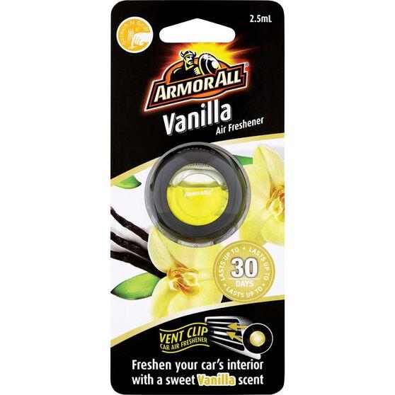 Armor All Air Freshener - Vanilla, 2.5mL, , scanz_hi-res