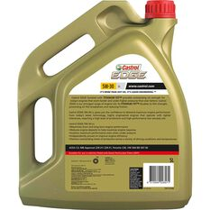 Castrol EDGE Engine Oil 5W-30 LL 5 Litre, , scanz_hi-res