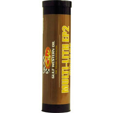 Gulf Western Multi-Lith EP2 Grease Cartridge 450g, , scanz_hi-res