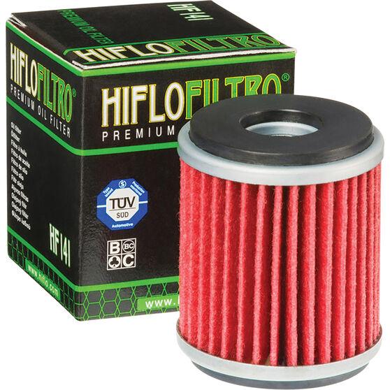 HifloFiltro Motorcycle Oil Filter HF141, , scanz_hi-res