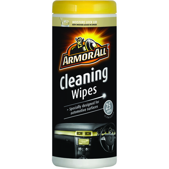 Armor All Cleaning Wipes - 25 Pack, , scanz_hi-res