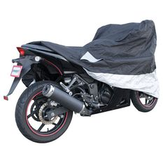 Motorcycle Cover - Gold Protection, Suits Up To 500cc, , scanz_hi-res