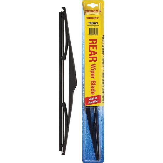 Tridon Rear Wiper Blade - TRB023, , scanz_hi-res