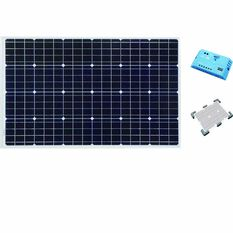Caravan Solar Panel Kit  - 110 Watt, , scanz_hi-res