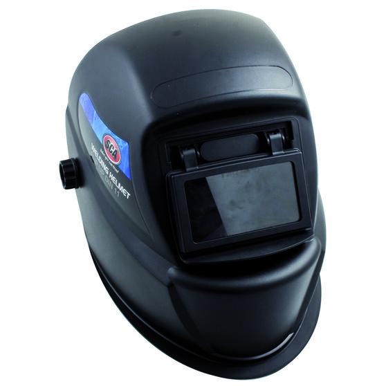 SCA Welding Flip-Up Shade Helmet - Shade 11, Black, , scanz_hi-res
