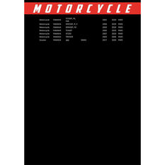 Race Performance Motorcycle Oil Filter RP140, , scanz_hi-res