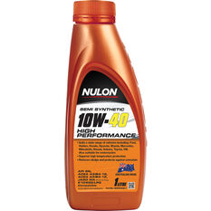 Nulon Semi Synthetic High Performance Engine Oil 10W-40 1 Litre, , scanz_hi-res