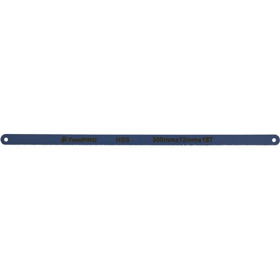 SCA Hacksaw Blade - 300 x 12mm x 18T, Blue, , scanz_hi-res