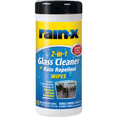 Rain-x Glass Treatment Wipes - 25 Pack, , scanz_hi-res