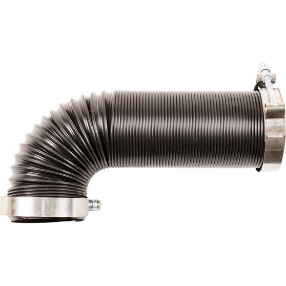 Memorex Air Induction Pipe - Black, 76mm, , scanz_hi-res
