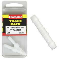 Champion Straight Connector - 5mm, Trade Pack, , scanz_hi-res