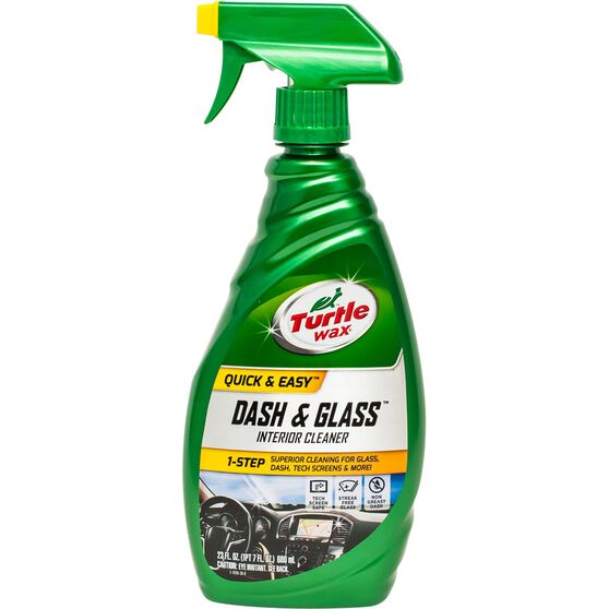 Turtle Wax Glass and Interior Cleaner - 680mL, , scanz_hi-res