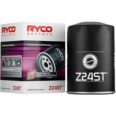 Ryco Syntec Oil Filter (Interchangeable with Z24) - Z24ST, , scanz_hi-res